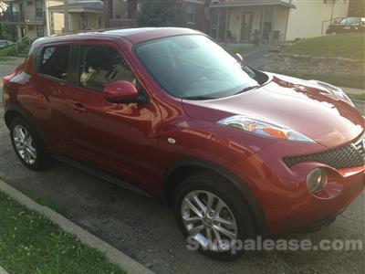 2013 Nissan Juke lease in Cincinnati,OH - Swapalease.com
