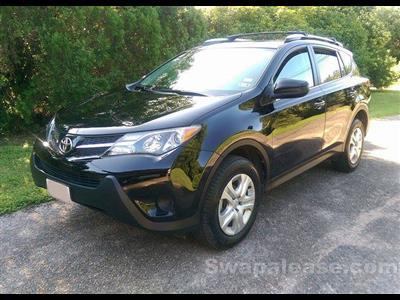 2014 Toyota RAV4 lease in Austin,TX - Swapalease.com