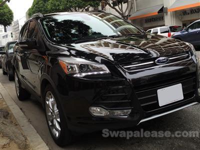 2014 Ford Escape lease in Santa Monica,CA - Swapalease.com