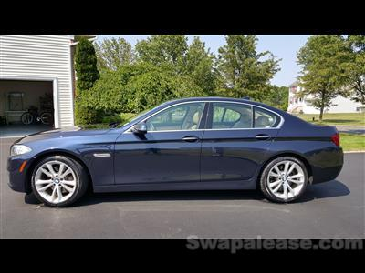 2014 BMW 5 Series lease in Cranford,NJ - Swapalease.com