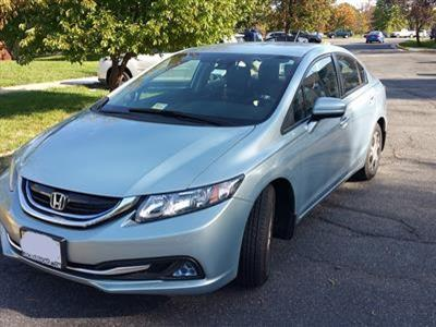 2014 Honda Civic lease in Alexandria,VA - Swapalease.com