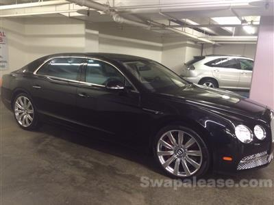 2014 Bentley Continental Flying Spur lease in Los angeles,CA - Swapalease.com