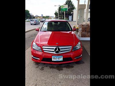 2013 Mercedes-Benz C-Class lease in Minneapolis,MN - Swapalease.com