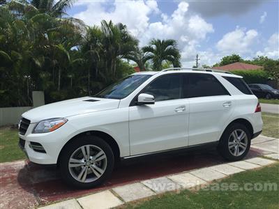 2015 Mercedes-Benz M-Class lease in Miami,FL - Swapalease.com