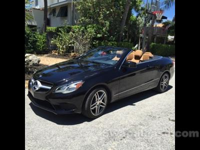 2014 Mercedes-Benz E-Class lease in ft lauderdale,FL - Swapalease.com