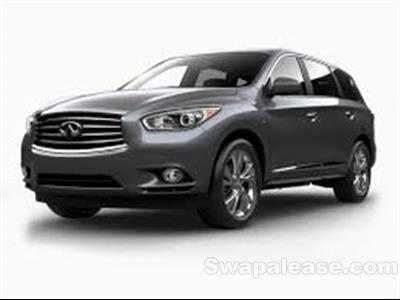 2014 Infiniti QX60 lease in Chicago,IL - Swapalease.com