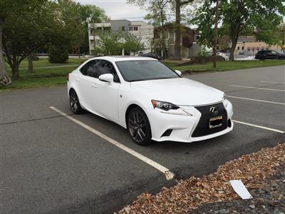 2015 Lexus IS 350 F Sport lease in Nutley,NJ - Swapalease.com