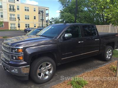 2014 Chevrolet Silverado 1500 lease in Watertown,MA - Swapalease.com