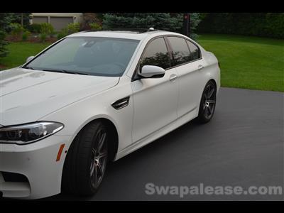 2015 BMW M5 lease in Hoffman Estates,IL - Swapalease.com