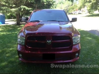 2014 Ram Ram Pickup 1500 lease in Lino Lakes,MN - Swapalease.com
