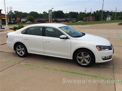 2015 Volkswagen Passat lease in Kent,OH - Swapalease.com