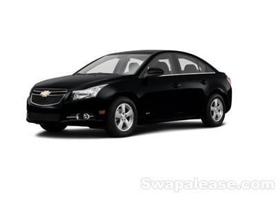 2014 Chevrolet Cruze lease in Jackson,NJ - Swapalease.com