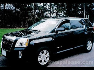 2014 GMC Terrain lease in Middletown,OH - Swapalease.com