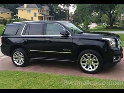 2015 GMC Yukon lease in Houston,TX - Swapalease.com