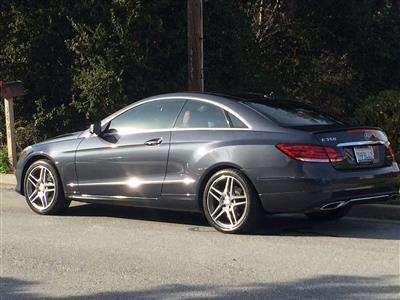 2014 Mercedes-Benz E-Class lease in Belmont,CA - Swapalease.com