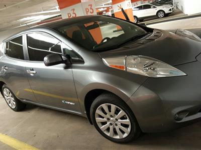 2014 Nissan LEAF lease in South Lake,TX - Swapalease.com