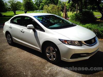 2013 Honda Civic lease in Hudson,OH - Swapalease.com