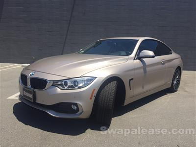 2014 BMW 4 Series lease in Thousand Oaks,CA - Swapalease.com