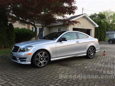 2013 Mercedes-Benz C-Class lease in oakhurst,NJ - Swapalease.com