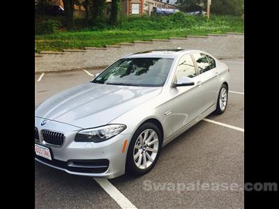 2014 BMW 5 Series lease in Brockton,MA - Swapalease.com