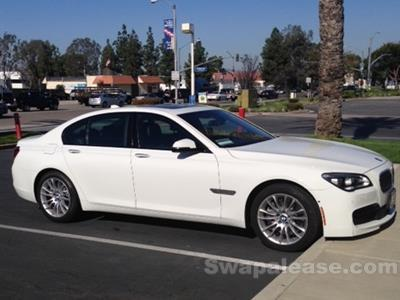 2014 BMW 7 Series lease in Chino,CA - Swapalease.com