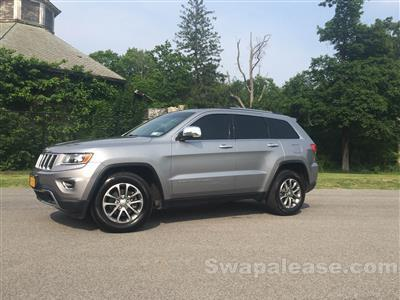 2014 Jeep Grand Cherokee lease in Monroe,NY - Swapalease.com