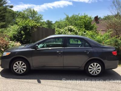 2013 Toyota Corolla lease in York,ME - Swapalease.com