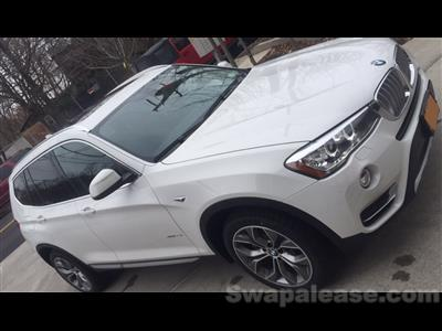 2015 BMW X3 lease in Staten Island,NY - Swapalease.com