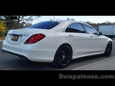 2015 Mercedes-Benz S-Class lease in Howard Beach,NY - Swapalease.com