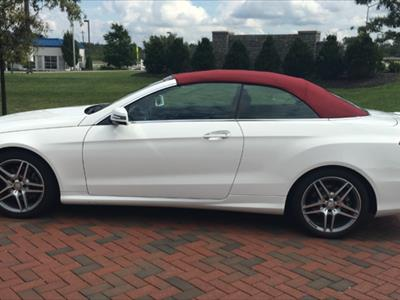 2016 Mercedes-Benz E-Class lease in New York ,NY - Swapalease.com
