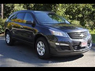 2015 Chevrolet Traverse lease in Sidney,MT - Swapalease.com