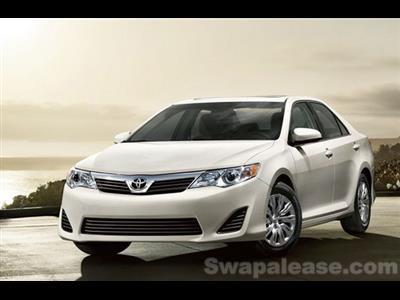 2014 Toyota Camry lease in Sacramento,CA - Swapalease.com