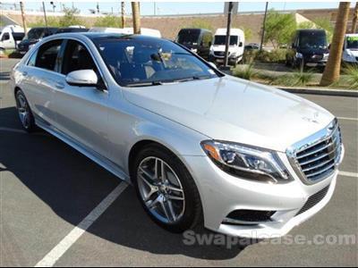 2015 Mercedes-Benz S-Class lease in las vegas,NV - Swapalease.com