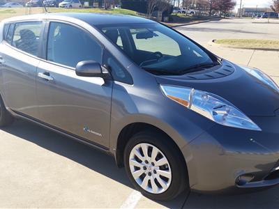 2014 Nissan LEAF lease in McKinney,TX - Swapalease.com