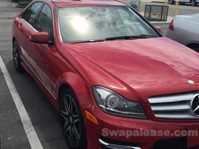 2013 Mercedes-Benz C-Class lease in Sunland ,CA - Swapalease.com
