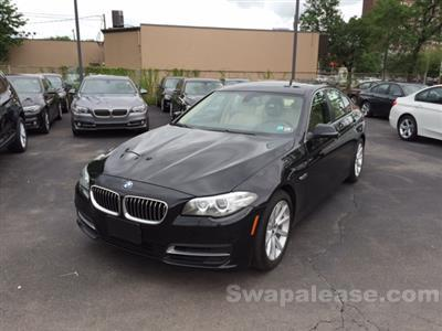 2014 BMW 5 Series lease in Trucksville,PA - Swapalease.com