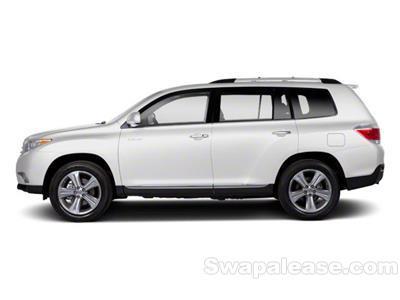 2013 Toyota Highlander lease in dallas,TX - Swapalease.com