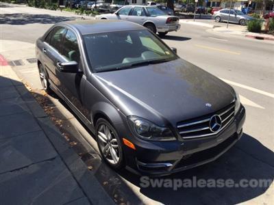 2014 Mercedes-Benz C-Class lease in Palo Alto,CA - Swapalease.com