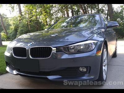 2014 BMW 3 Series lease in Roseville,MN - Swapalease.com