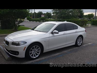 2015 BMW 5 Series lease in tampa,FL - Swapalease.com