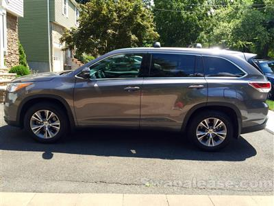 2015 Toyota Highlander lease in Nutley,NJ - Swapalease.com