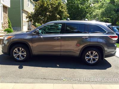 2015 Toyota Highlander lease in Nutley,NJ - Swapalease.com