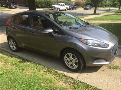 2014 Ford Fiesta lease in Pittsburgh,PA - Swapalease.com