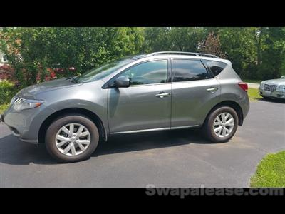 2014 Nissan Murano lease in PALATINE,IL - Swapalease.com