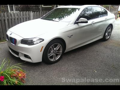 2015 BMW 5 Series lease in Long Island,NY - Swapalease.com