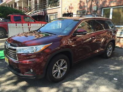 2015 Toyota Highlander lease in Hillsborough,NJ - Swapalease.com