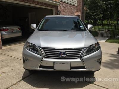 2013 Lexus RX 450h lease in magnolia,TX - Swapalease.com