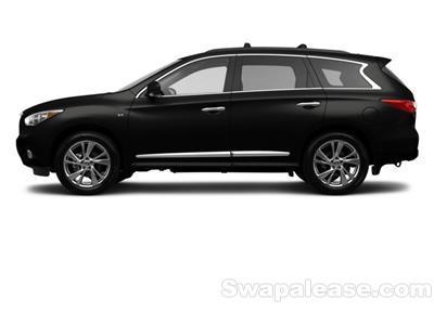 2014 Infiniti QX60 lease in Jersey City,NJ - Swapalease.com