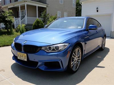 2015 BMW 4 Series lease in Philadelphia,PA - Swapalease.com
