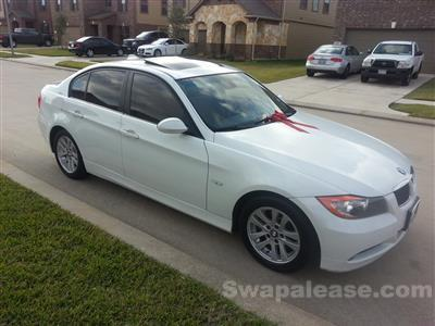 2007 BMW 3 Series lease in Katy,TX - Swapalease.com